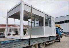 租集装箱房运费怎么算,如何节约运输成本呢?